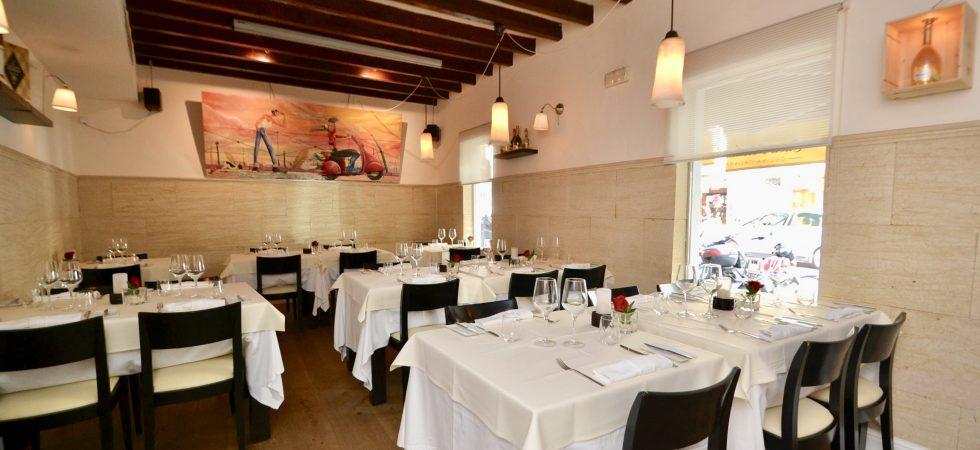Restaurant for Sale in Palma Mallorca – Prime Location!