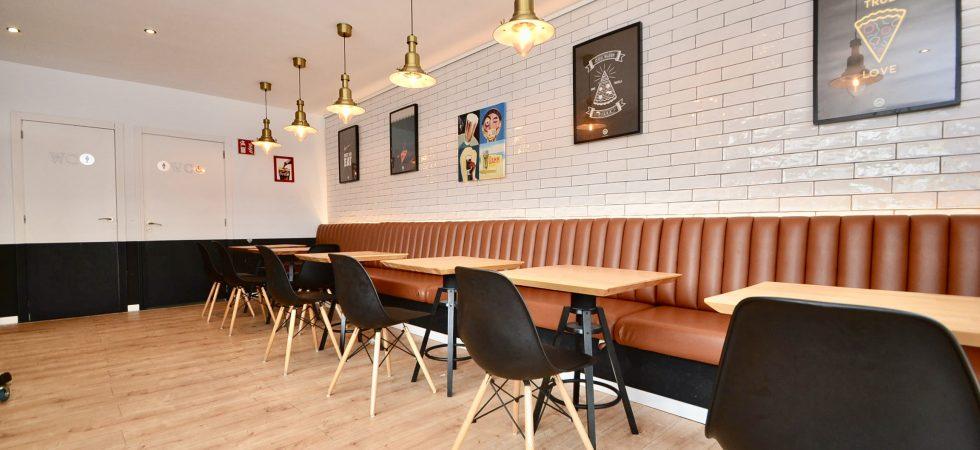 Pizzeria for Sale in Palma Mallorca with Private Terrace – Leasehold (Traspaso)