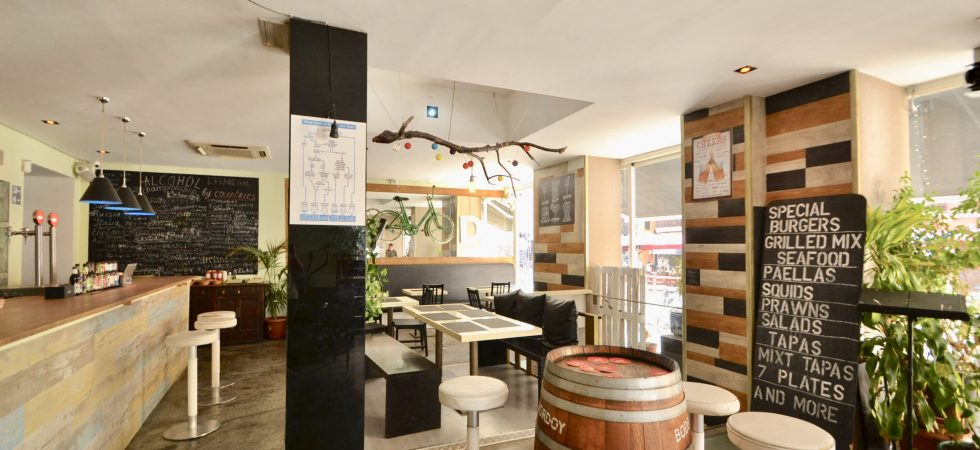 Bar Cafe for Sale in Palma Old Town – Leasehold