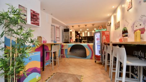 Takeaway for Sale in Santa Catalina Palma Mallorca – Prime Location! – Price Reduced!
