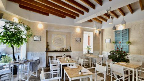 Restaurant for Sale in Palma Old Town – Leasehold (Traspaso)