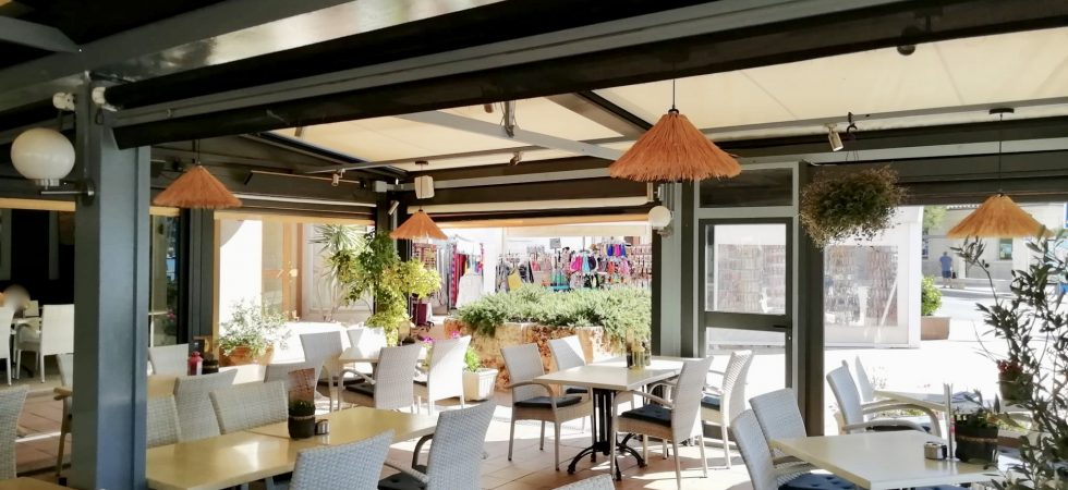 Restaurant in Port Andratx front Line to Sea -Leasehold (Traspaso)