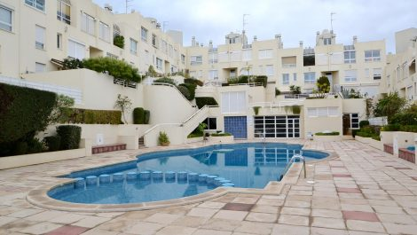 Apartment for Long Term Rental in Pueblo Español with Swimming Pool & Parking