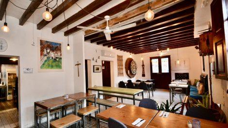 Restaurant for Sale in Santa Catalina – Leasehold (Traspaso)