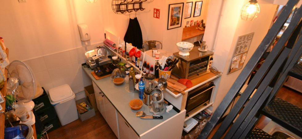 Bar for Sale in Palma Old Town – Leasehold (Traspaso)