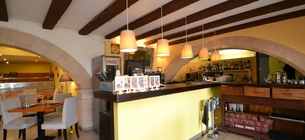 Restaurant in Old Town Palma – Leasehold (Traspaso) – Price Reduction!