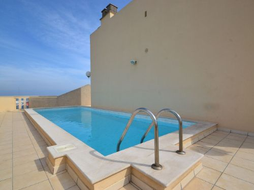 Apartment on Paseo Maritimo Palma with Swimming Pool & Parking – Long Term Rental