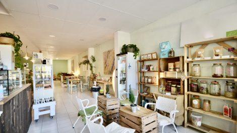 Cafeteria for Sale in Palma Mallorca – Leasehold (Traspaso)