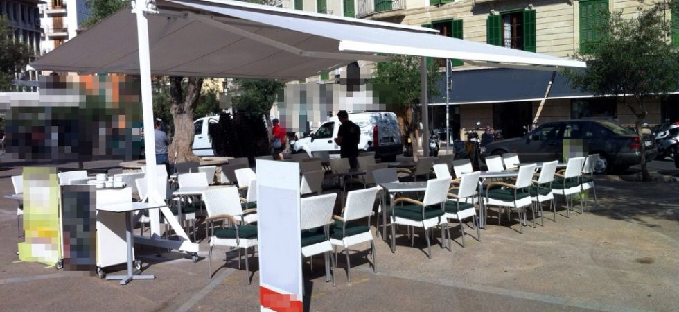 Cafeteria for Sale in Palma Old Town – Leasehold (Traspaso)