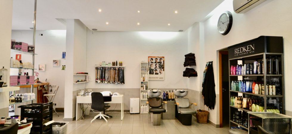 Hairdressing Salon in Palma for Sale – Leasehold (Traspaso)
