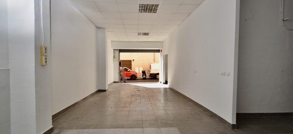 Commercial Premises in Son Espanyolet Palma – Rental