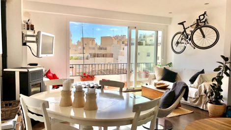 Three Bedroom Apartment in Palma – Long Term Rental