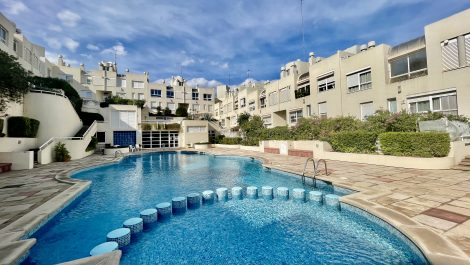 Two Bedroom Apartment with Swimming Pool & Parking – Pueblo Espanyol Palma